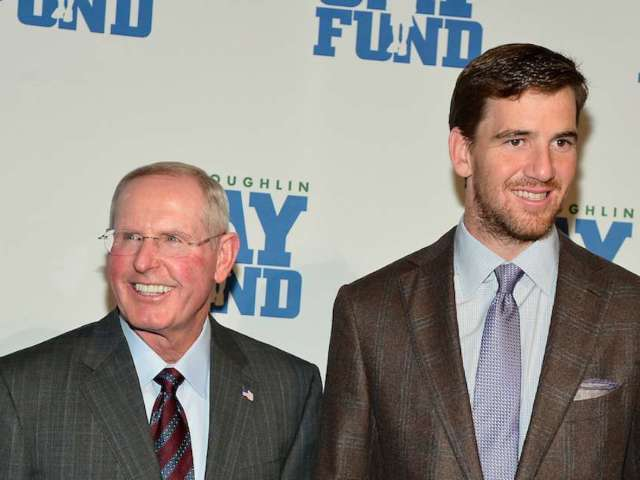 Eli Manning Calls on Super Bowl Teammates to Support Former Head Coach's Charity