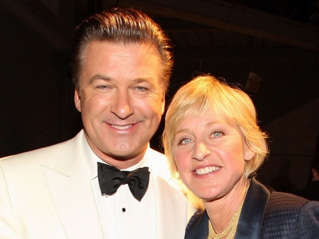 Alec Baldwin Praises Ellen DeGeneres, Encourages Her to 'Keep Going' Amid Toxic Workplace Controversy