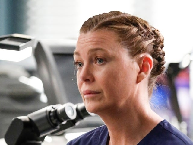 'Grey's Anatomy' Star Ellen Pompeo Shows off Her Scrubs in First Behind-the-Scenes Production Photo