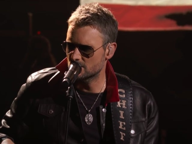 Watch Eric Church Perform 'Stick That in Your Country Song' at the ACM Awards