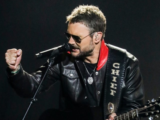Eric Church Wrote a Letter to Johnny Cash's Children Ahead of ACM Awards Performance