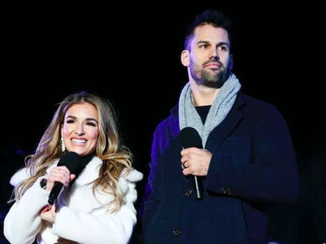 Eric Decker Bares all to Promote Wife Jessie James' Cookbook
