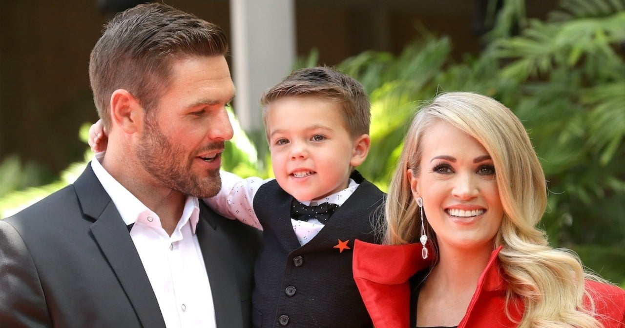 Carrie Underwood Reveals Sweet Conversation With Son Isaiah.jpg