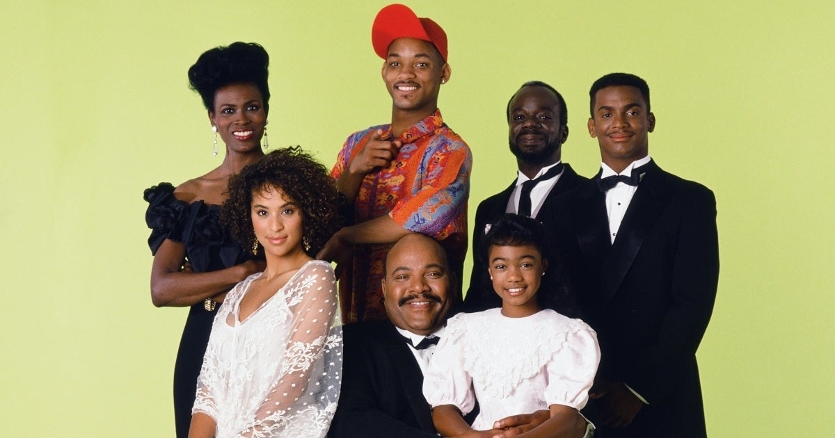fresh prince of bel air cast getty images