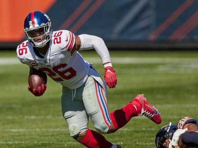 Giants' Saquon Barkley Tears ACL, Out for 2020 Season
