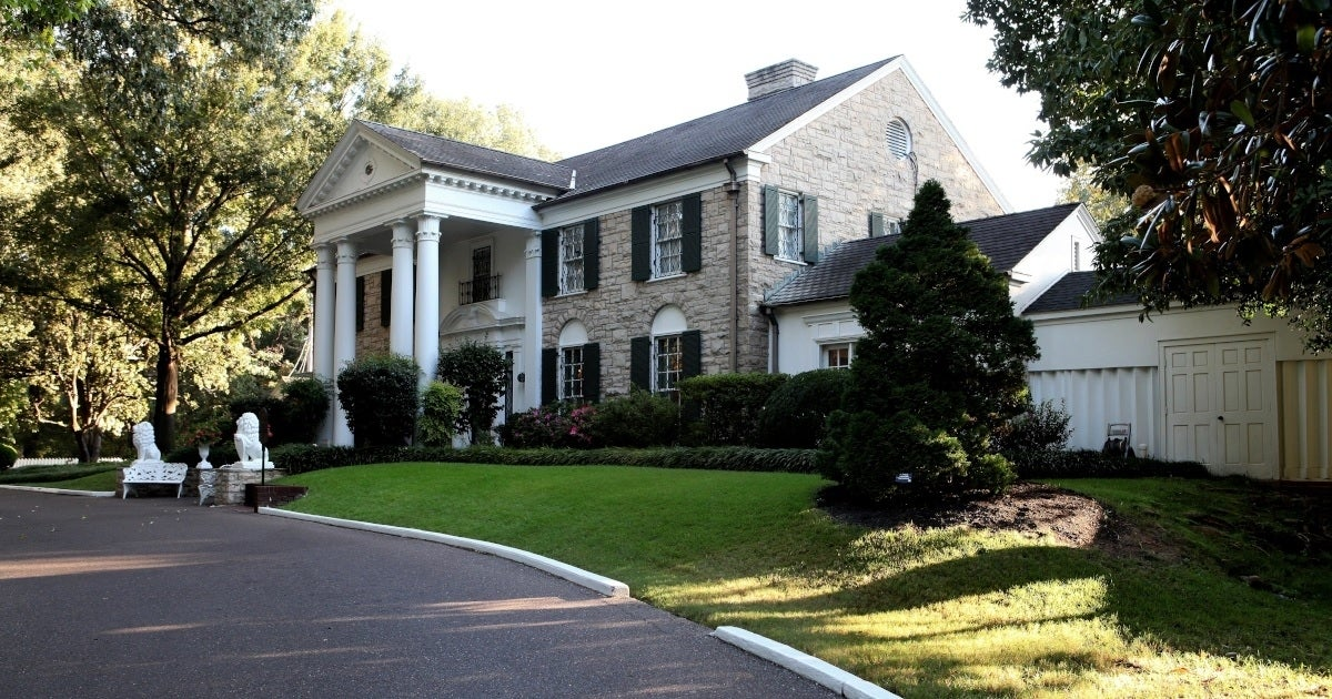 graceland getty images
