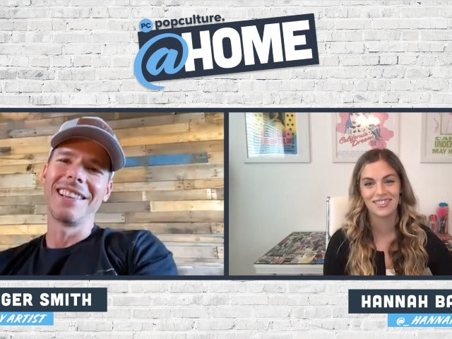 Granger Smith - PopCulture @Home Exclusive Interview