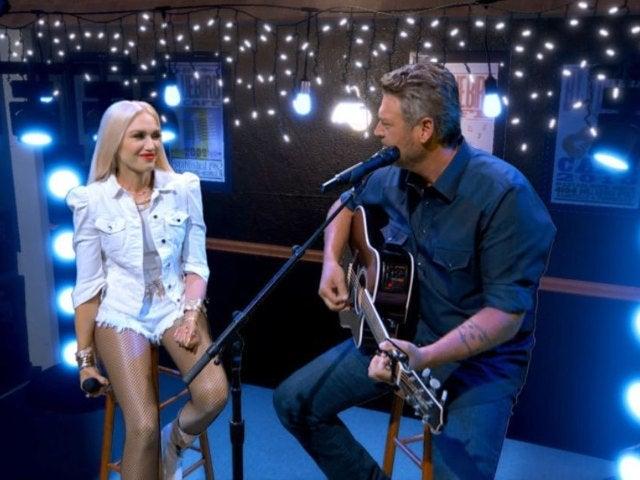 Latest Gwen Stefani and Blake Shelton Breakup Rumors Are Bogus