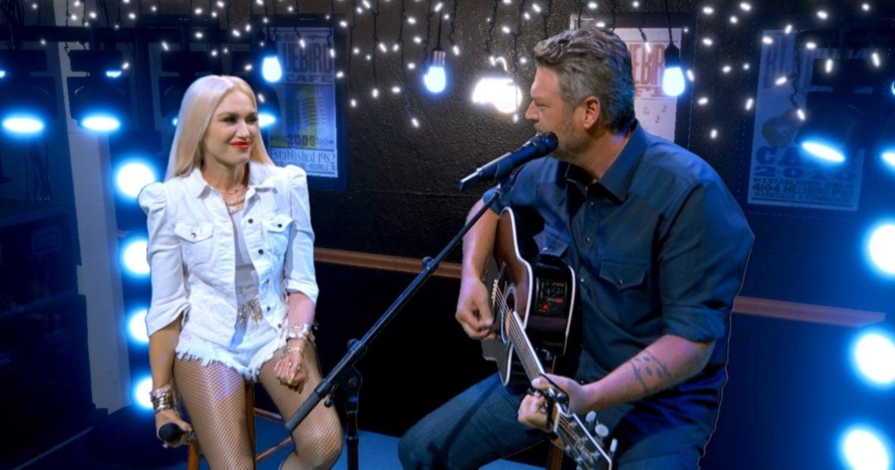 Gwen Stefani Posts Divisive No Doubt and Blake Shelton Song Mashup.jpg