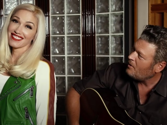 Blake Shelton and Gwen Stefani Release Acoustic Video for 'Happy Anywhere'