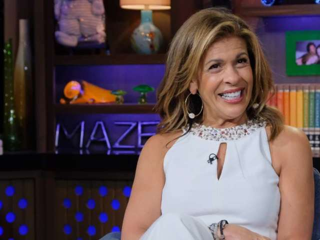 Hoda Kotb Reveals Her Least Favorite 'Today' Show Interview Ever