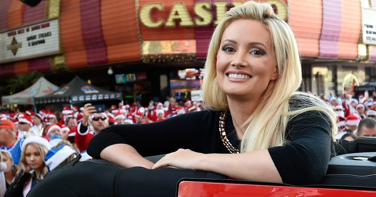 holly madison getty images
