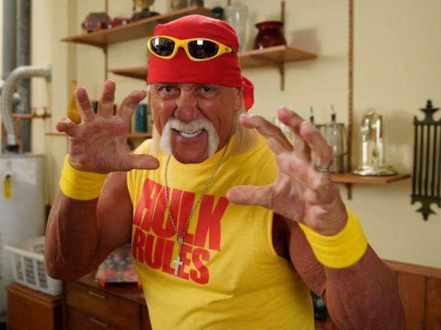 Hulk Hogan Speaks out on Road Warrior Animal's Death
