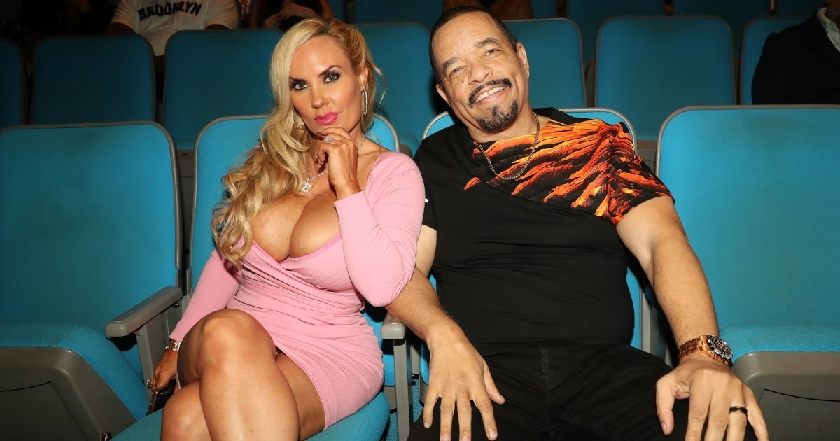 ice-t coco austin getty images