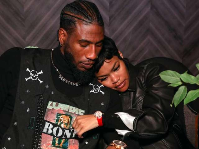 Iman Shumpert and Teyana Taylor Welcome Second Child Together