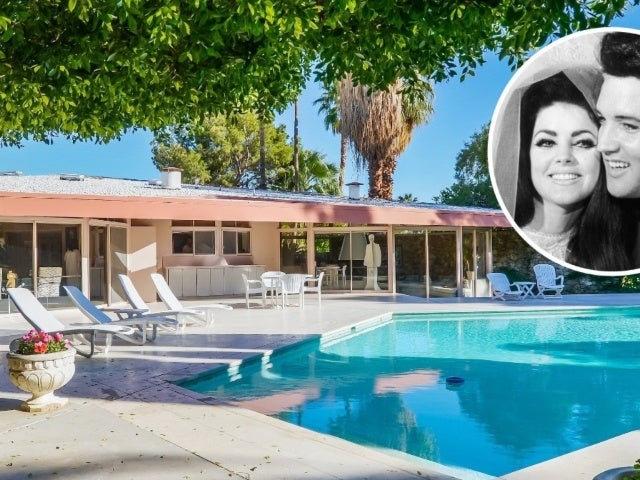 Tour Elvis Presley and Priscilla's $9.5M Former Honeymoon Home