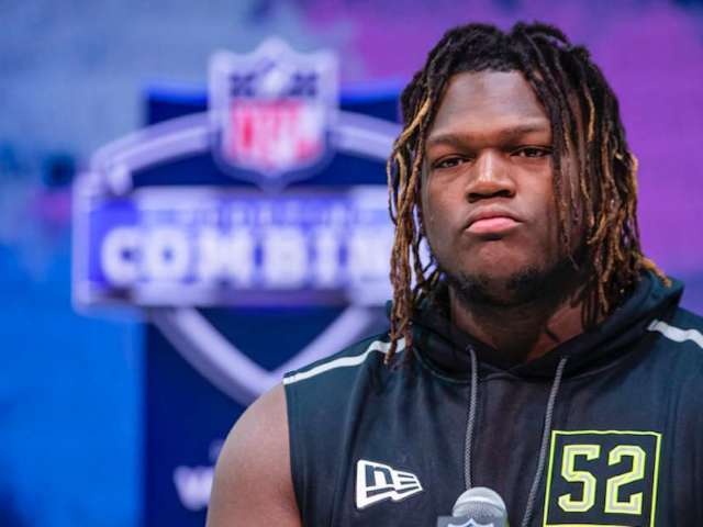 Titans First-Round Pick Isaiah Wilson Arrested for DUI Ahead of First Game