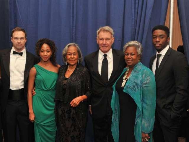 Jackie Robinson's Daughter Pens Heartfelt Tribute to Chadwick Boseman