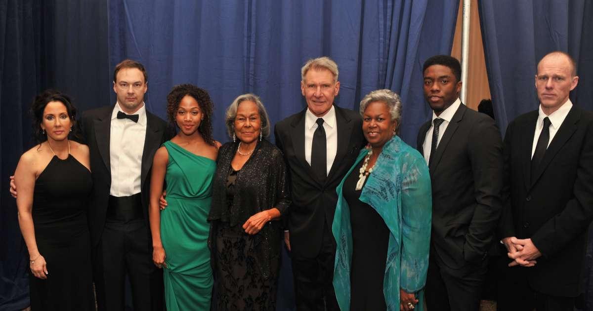 Jackie Robinson daughter tribute Chadwick Boseman
