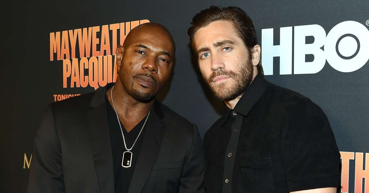 Jake Gyllenhaal Antoine Fuqa Southpaw team up Netflix movie The Guilty