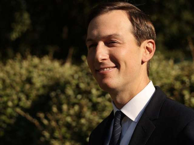 Jared Kushner Sparks Controversy With Comments About Black Americans
