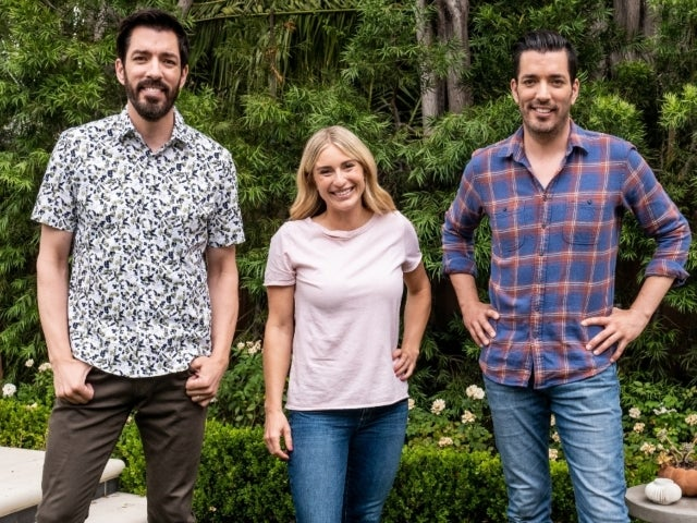'Brother Vs. Brother': Drew and Jonathan Scott Get a Visit From HGTV's Jasmine Roth in Exclusive Sneak Peek Clip