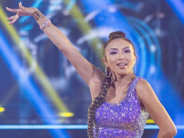 'Dancing With the Stars' Fans Send Well Wishes to Jeannie Mai Amid Hospitalization