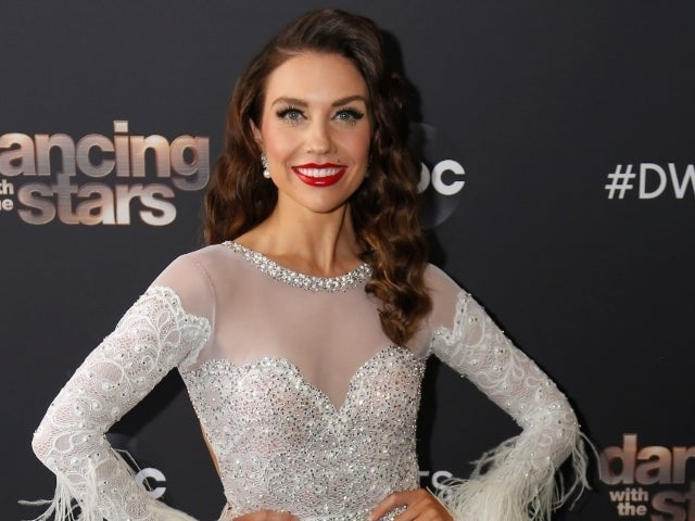 'Dancing With the Stars' Pro Jenna Johnson Reveals She Once Peed Her Pants Before Performance