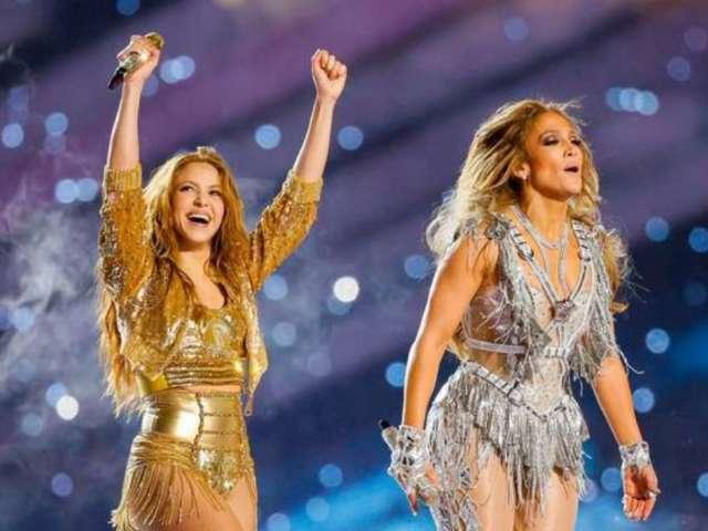 Jennifer Lopez and Shakira's Super Bowl Halftime Show Just Won an Emmy
