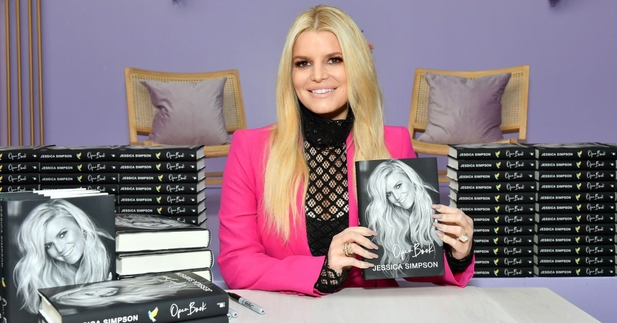 jessica simpson getty images