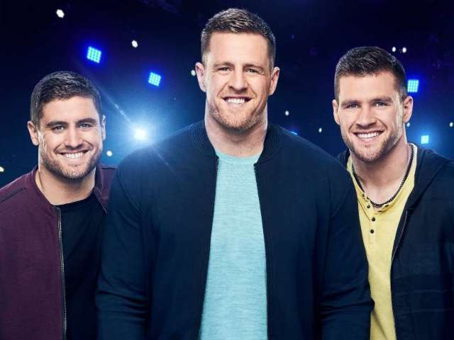 J.J. Watt to Make NFL History With Brothers T.J. and Derek During Texans vs. Steelers Game