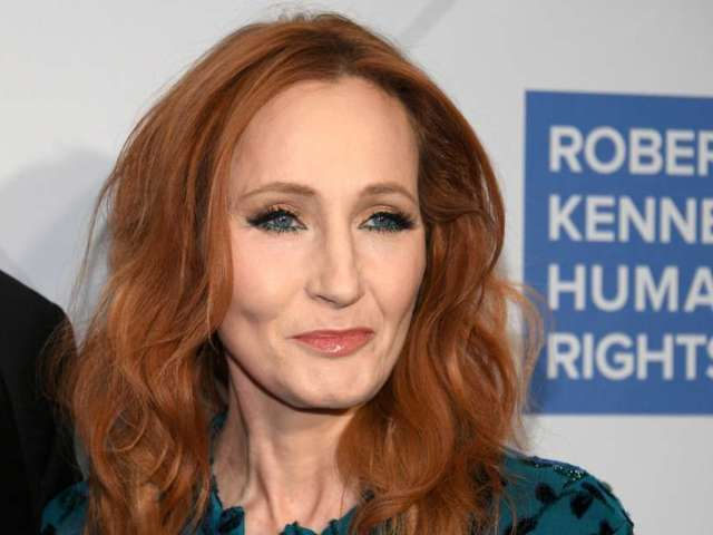 Billboard Declaring Love for JK Rowling Defaced and Removed Amid Stance on Transgender Issues