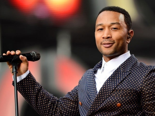 John Legend Says Donald Trump Reelection Means Some Americans May Need to Seriously Debate Leaving Country