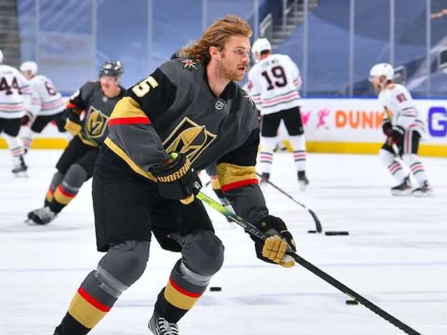 NHL: Golden Knights' Star Jon Merrill Surprises Daughters in Heartwarming Return From Bubble