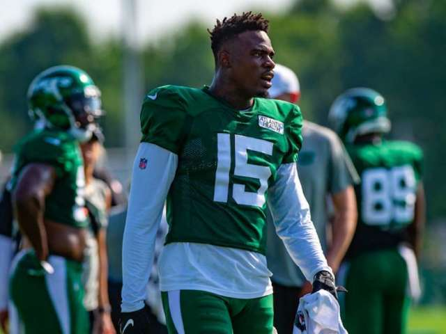 Jets Alum Josh Bellamy Arrested, Accused of Misusing COVID-19 Relief Loans