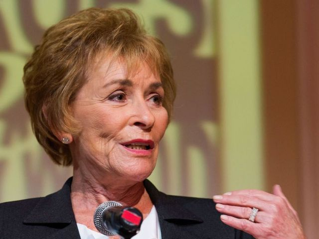 Judge Judy's Contract Negotiations for Monster Salary Are Familiar to Viewers of Courtroom Series