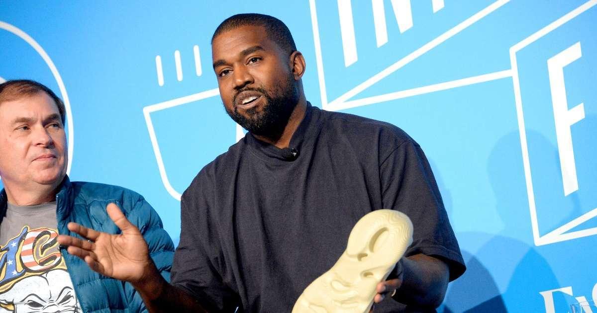Kanye West compates NBA music industry modern day slave ships