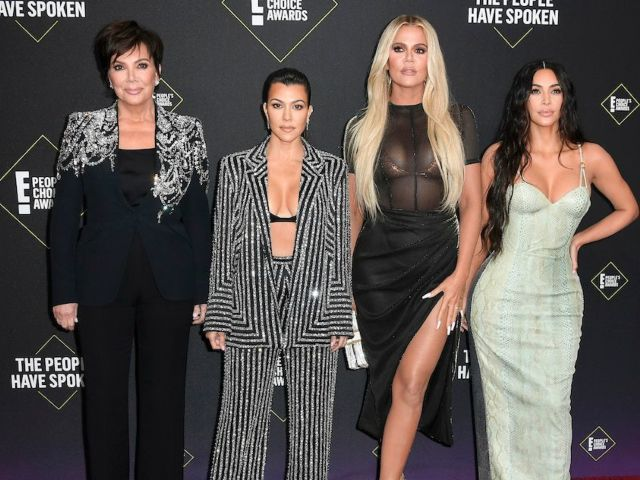 Kardashian Christmas Photos: How the 'KUWTK' Stars Celebrated the Holiday