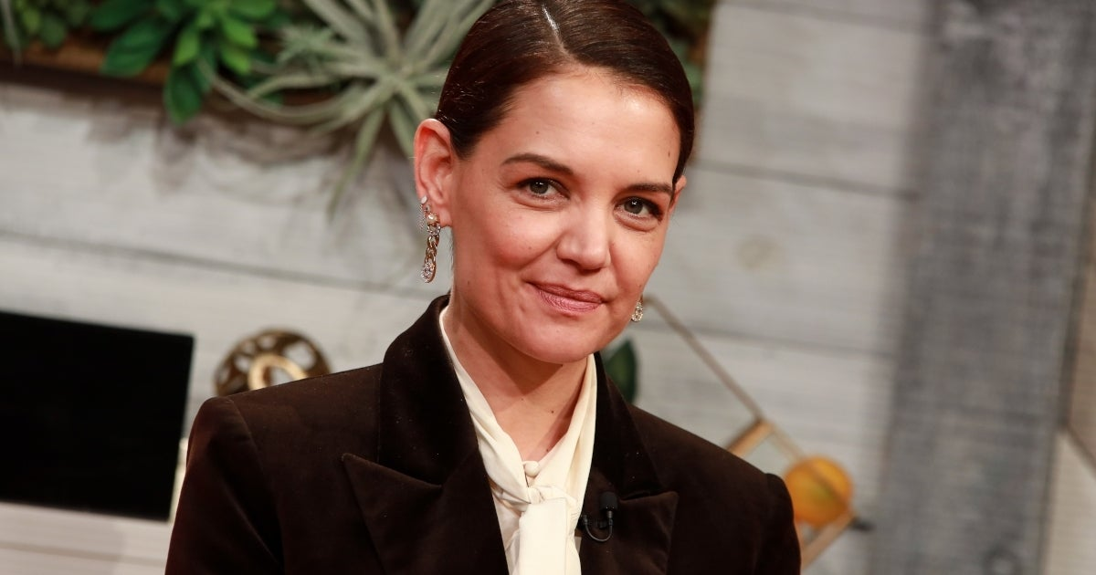 katie holmes 2020 getty images