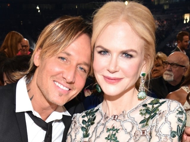 Nicole Kidman and Daughters Surprise Keith Urban With Album Release Party