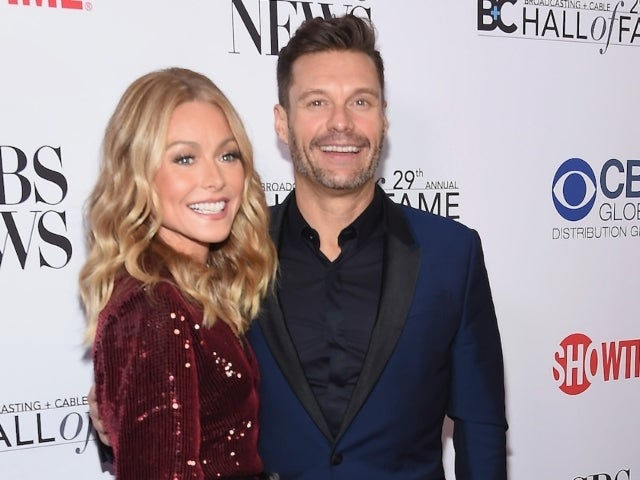 Ryan Seacrest Returns to 'Live With Kelly and Ryan' After Kelly Ripa Hosts Solo