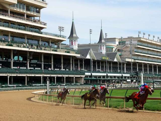 Kentucky Derby: How to Watch, What Time and What Channel