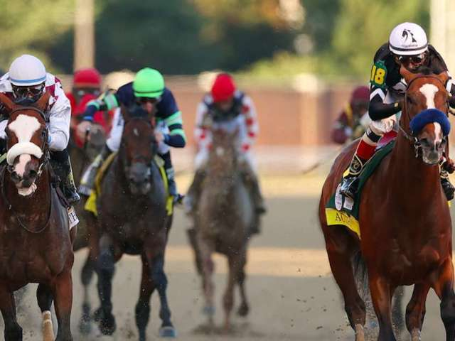 Kentucky Derby: Authentic Wins 146th Running of Triple Crown Race
