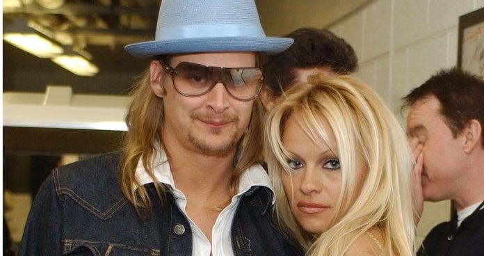 Kid Rock Pamela Anderson