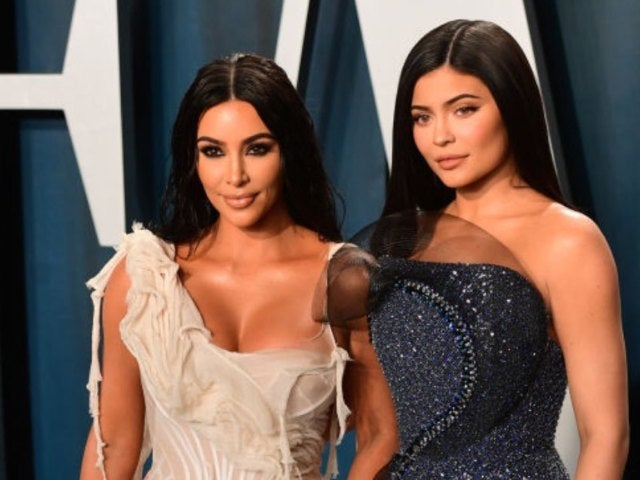 Kim Kardashian Seemingly Gives 'Birth' to Kylie Jenner in Kanye West's Leaked Music Video