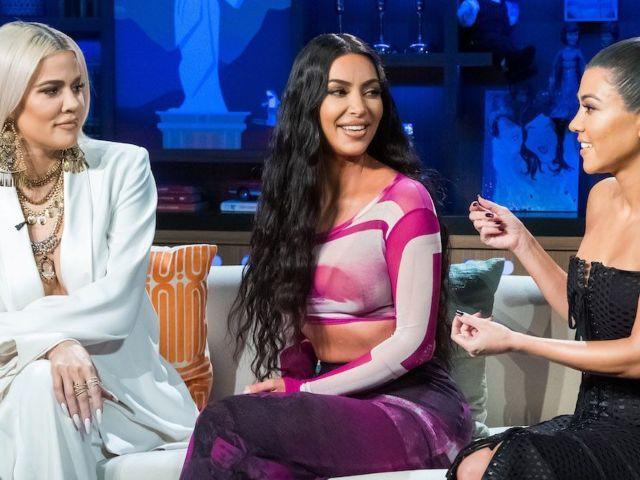 Khloe Kardashian Claps Back at Kim Kardashian's Judgmental Post