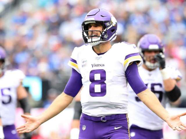 Kirk Cousins Sparks Controversy With Anti-Mask Comments: 'If I Die, I Die'