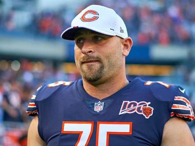 NASCAR: Former Bears' Star Kyle Long Shows Love of Racing With 'The Kyle Long Show'
