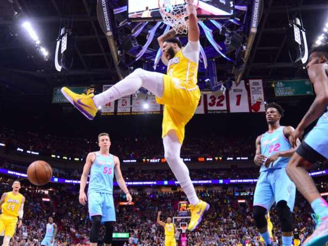 NBA Finals to Feature Lakers vs. Heat, and Fans Are Losing It