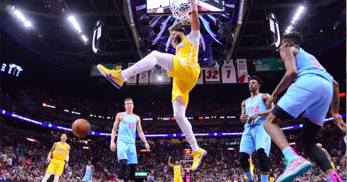 Lakers-Heat-Finals